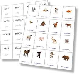 flashcards for english vocabulary free download