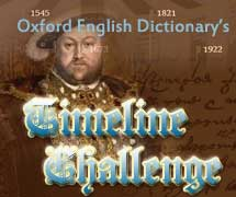 Word History Game | English Culture