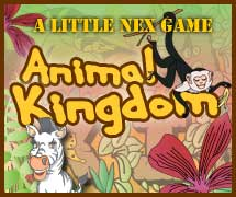 Word Search Game | Animal Kingdom