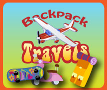 Word Search Game | Backpack Travels