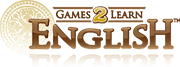 Games 2 Learn English logo